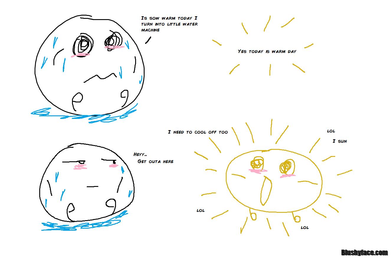 Funny sunny
